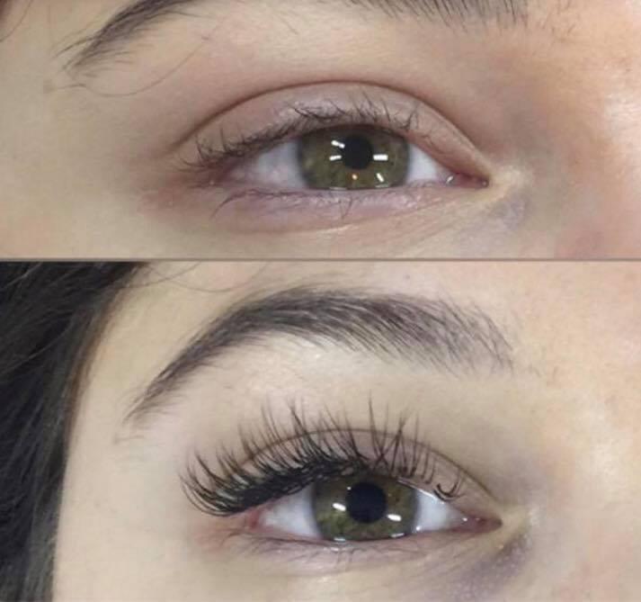 y=eye las